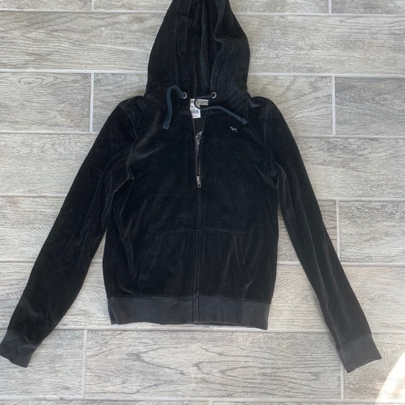 Womens Velour Jacket